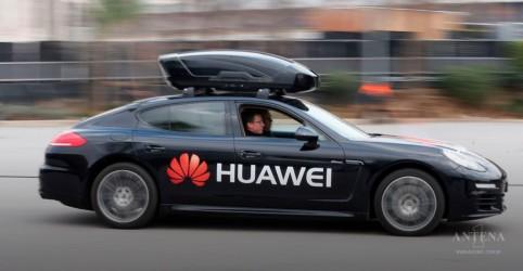 Huawei deve lançar carros autônomos em 2021