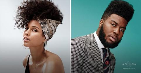 Placeholder - loading - Imagem da notícia Alicia Keys lança parceria com Khalid