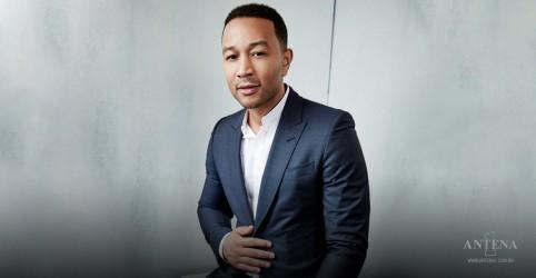 "Placeholder - loading - John Legend homenageia ativista negro John Lewis em performance de ""Glory"""