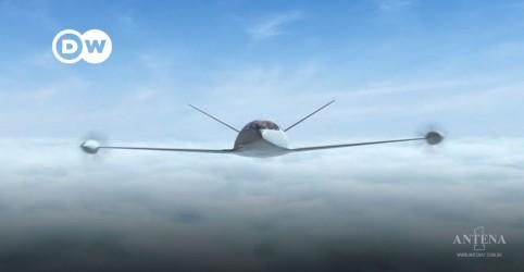Placeholder - loading - Imagem da notícia O primeiro avião comercial totalmente elétrico