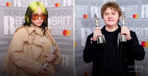 Placeholder - loading - Imagem da notícia Confira os vencedores do BRIT Awards 2020