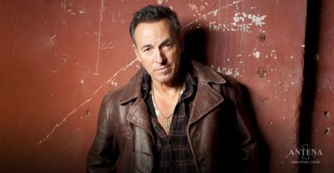 Placeholder - loading - Imagem da notícia Bruce Springsteen revela que produziu álbum com guitarra dada por fã