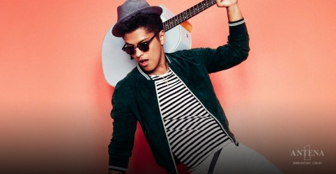 Bruno Mars vai estrelar musical da Disney!