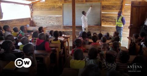 Placeholder - loading - Imagem da notícia As crianças garimpeiras dos Camarões