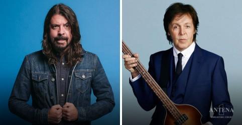 Placeholder - loading - Imagem da notícia Dave Grohl e Paul McCartney estarão na série Watch the Sound de Mark Ronson