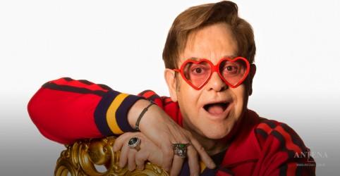Placeholder - loading - Imagem da notícia Elton John lançará uma série de shows gravados