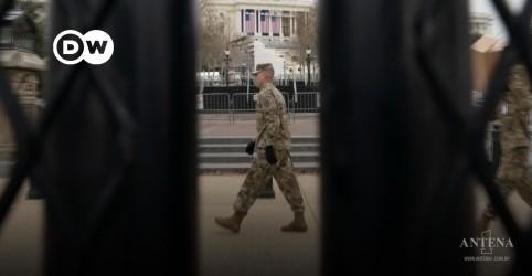 Placeholder - loading - Imagem da notícia EUA reforçam segurança para posse de Biden