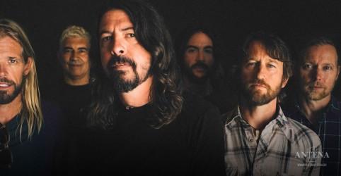 Placeholder - loading - Imagem da notícia Assista ao Foo Fighters Herald, o retorno da música ao vivo em documentário