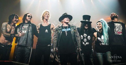 Placeholder - loading - Imagem da notícia Guns N Roses anuncia turnê com 15 novas datas