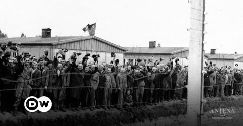 Placeholder - loading - Imagem da notícia Holocausto: sobrevivente relata o terror em Auschwitz