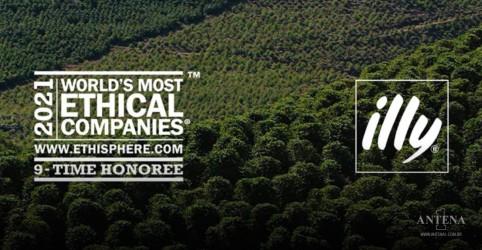 Placeholder - loading - Imagem da notícia Illycaffé é nomeada empresa ética pelo 9º ano seguido