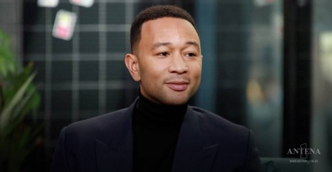 "Placeholder - loading - John Legend lança single, ""Actions"""