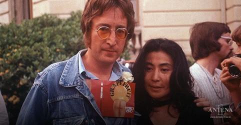 Placeholder - loading - Imagem da notícia Veja Inside John Lennon e Yoko Ono's em novo vídeo Isolation