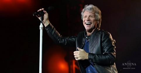 """Placeholder - loading - Imagem da notícia Jon Bon Jovi cria música com verso aberto, """"Do What You Can"""""""