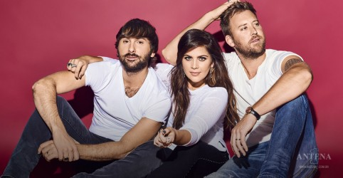 Placeholder - loading - Lady Antebellum performa em live!
