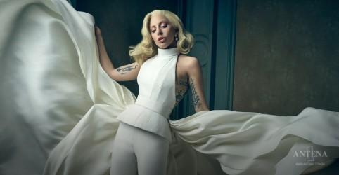 """Placeholder - loading - Imagem da notícia Lady Gaga: O single """"Rain on Me"""" será lançado nesta semana"""