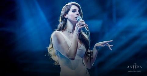 Lana Del Rey cancela tour pela Europa por doença