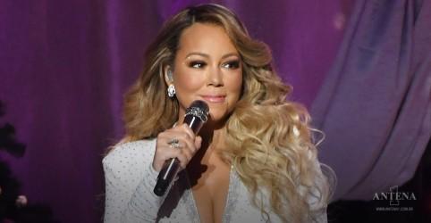 Placeholder - loading - Imagem da notícia Mariah Carey se apresenta em evento beneficente de Nova York