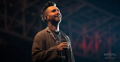 """Placeholder - loading - Maroon 5 lembra de show em São Paulo: """"Saudades disso"""""""