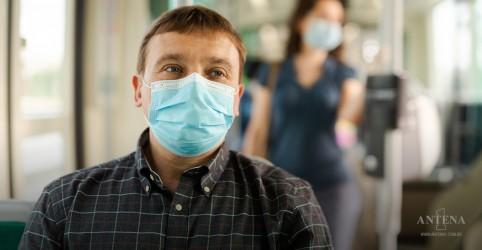 Placeholder - loading - Governo federal veta mais trechos da lei que torna obrigatório o uso de máscara no país