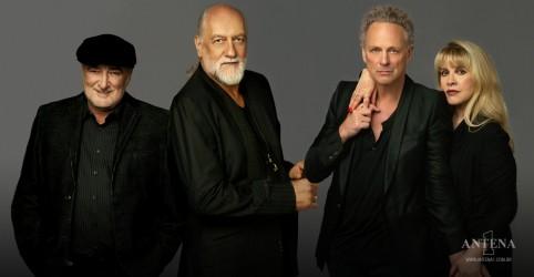 Placeholder - loading - Imagem da notícia Mick Fleetwood fala sobre novas músicas com Lindsey Buckingham