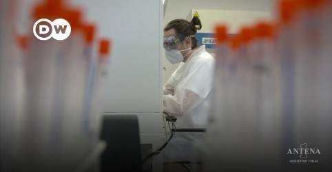 Placeholder - loading - Alemanha: Como cientistas identificam as mutações de coronavírus?