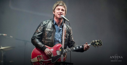 Noel Gallagher parece se interessar na reunião do Oasis!