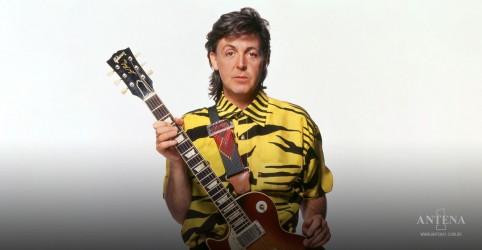 Placeholder - loading - Imagem da notícia Hoje é aniversário do Paul McCartney