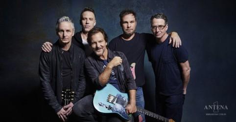"""Placeholder - loading - Imagem da notícia Pearl Jam divulga nova faixa, """"Quick Escape"""""""