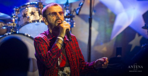 Ringo Starr e seu grupo All Starr Band adiam turnê de 2020 para 2021