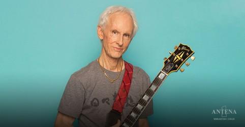 Placeholder - loading - Imagem da notícia Robby Krieger, guitarrista do The Doors, prepara seu primeiro memoir