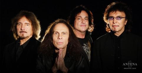 Placeholder - loading - Imagem da notícia Black Sabbath: Ronnie James Dio foca na banda em novo livro