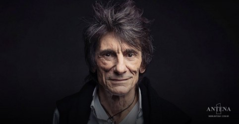 Placeholder - loading - Rolling Stones: Ronnie Wood entra na Recovery Charity como embaixador
