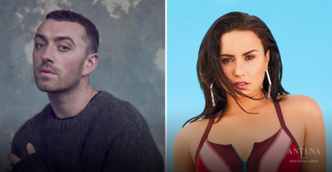 Placeholder - loading - Imagem da notícia Sam Smith e Demi Lovato lançam I'm Ready!