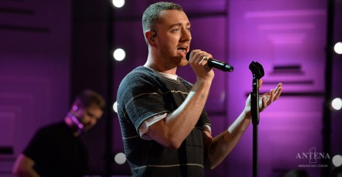 Placeholder - loading - Sam Smith lançará cover de Coldplay