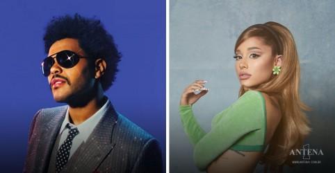 Placeholder - loading - Imagem da notícia The Weeknd e Ariana Grande fazem remix de Save your Tears