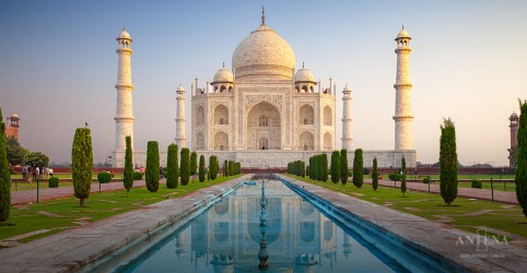 Placeholder - loading - Enquanto Índia cancela reabertura do Taj Mahal, França retoma atividades do Louvre