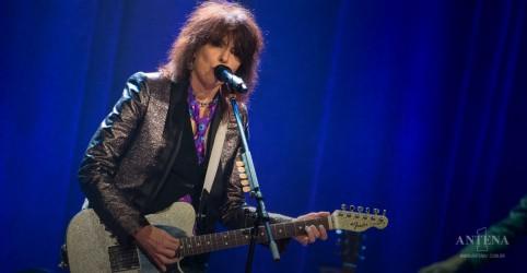 Placeholder - loading - Imagem da notícia Vocalista do Pretenders faz cover de Bob Dylan