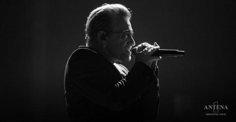 Placeholder - loading - Imagem da notícia Bono se junta a Linda Perry em novo single Éden