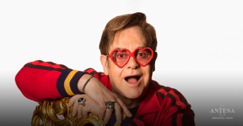 Placeholder - loading - Imagem da notícia Elton John: Artistas homenageiam cantor no iHeartRadio Music Awards