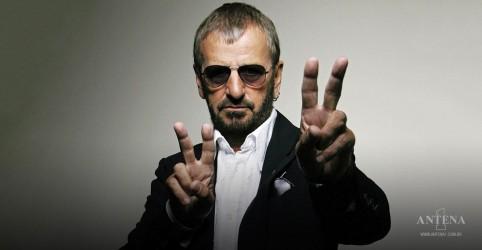 Placeholder - loading - Imagem da notícia Ringo Starr: Fãs comemoram a paz e o amor em seu 81º aniversário