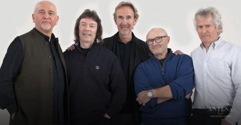 Placeholder - loading - Imagem da notícia A banda Genesis é o Artista da Semana