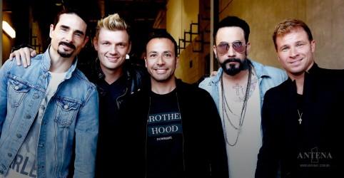 Placeholder - loading - Imagem da notícia Backstreet Boys é o Artista da Semana