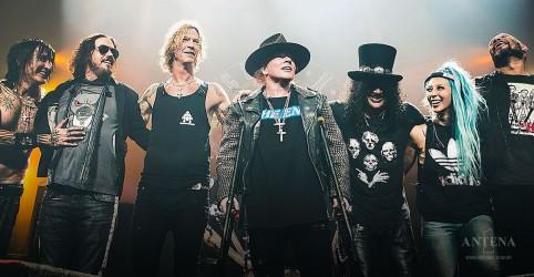 Placeholder - loading - Imagem da notícia Guns N'Roses é o Artista da Semana