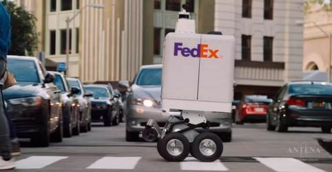 Placeholder - loading - Imagem da notícia Robô poderá realizar entregas a domicilio