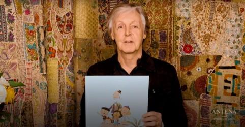Placeholder - loading - Imagem da notícia Paul McCartney publicará a sequência de seu livro