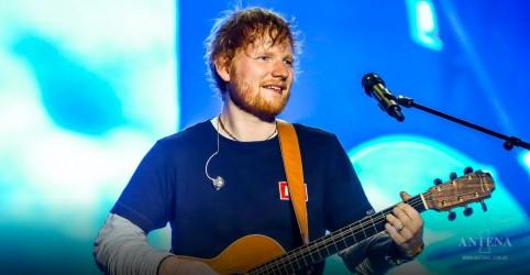Placeholder - loading - Imagem da notícia Ed Sheeran atua no Emotional Michael Gudinski Memorial