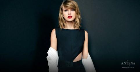 Placeholder - loading - Imagem da notícia Taylor Swift revela lista de canções presentes em disco relançado