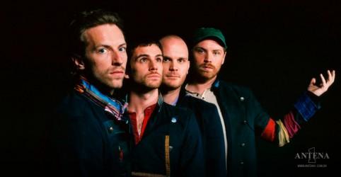 Placeholder - loading - Imagem da notícia Coldplay está perto de anunciar novo disco