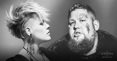 Placeholder - loading - Imagem da notícia Rag'n'Bone Man e Pink lançam novo single
